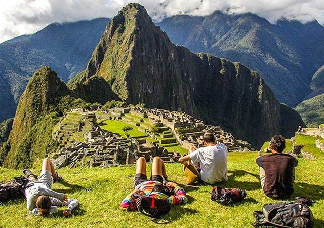 Feriados em Machu Picchu